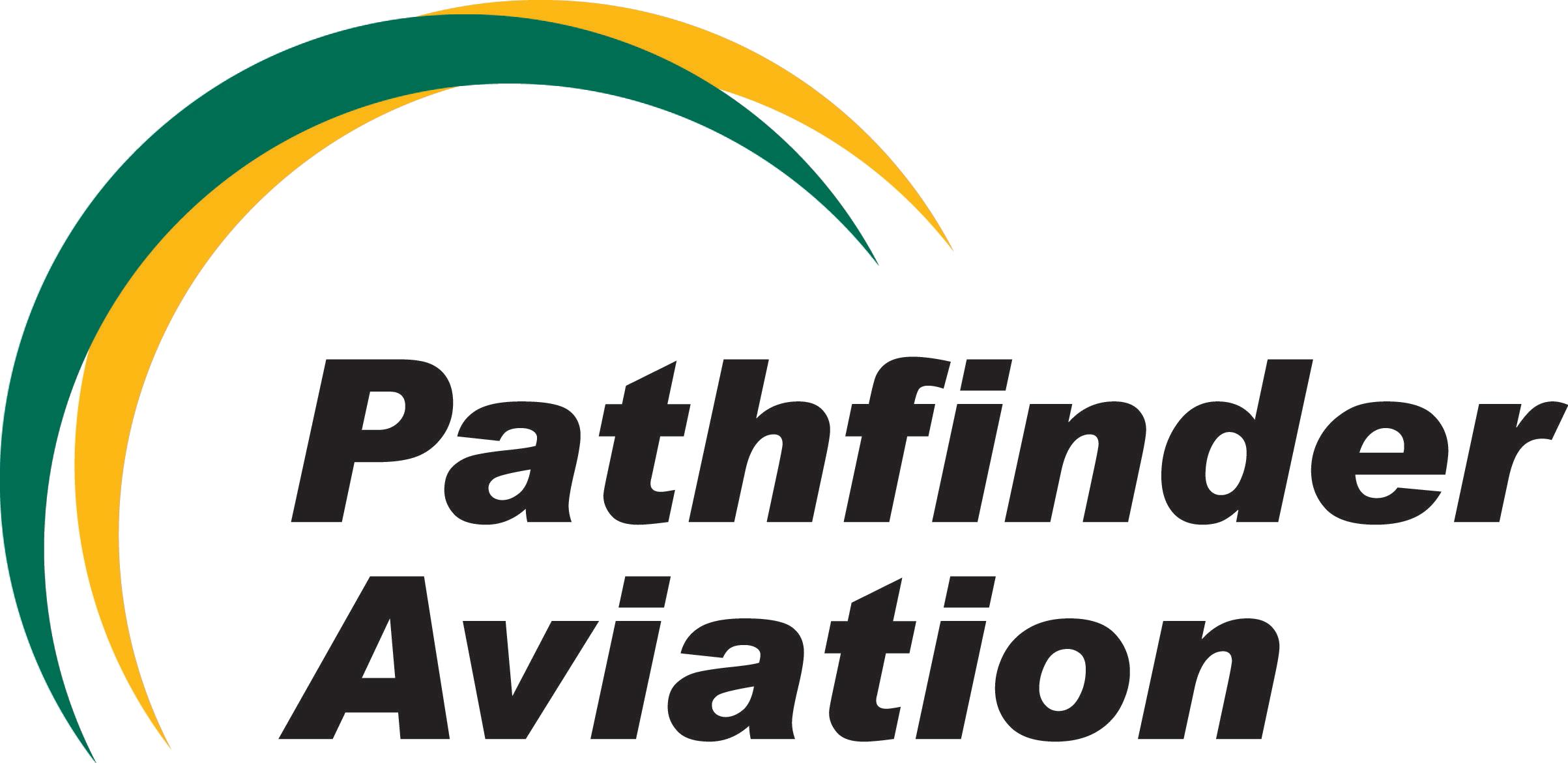 Pathfinder Logo Black Lettering